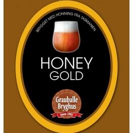 Grauballe Honeygold - 50 cl.