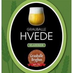 Grauballe Hvede – 50 cl.