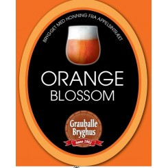 Grauballe Orange Blossom - 50 cl.