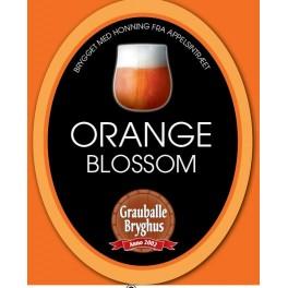 Grauballe Orange Blossom - 50 cl.