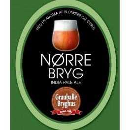 Grauballe Nørrebryg IPA - 50 cl