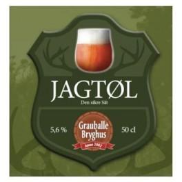 Grauballe Jagtøl – 50 cl